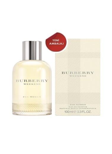 Burberry Weekend Women Edp 100 Ml Kadın Parfüm Renksiz